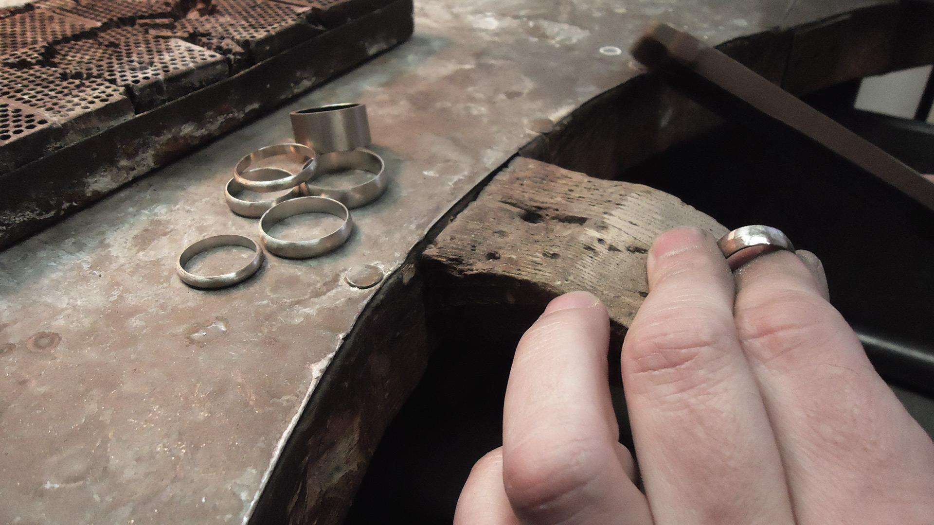 Opravy šperků