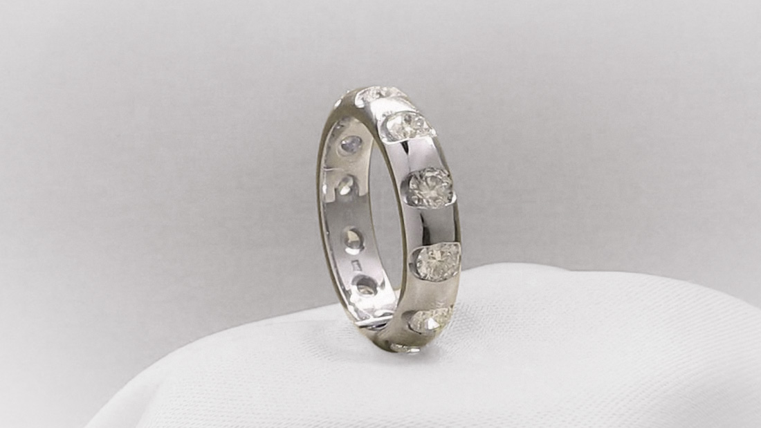 Zmenšení prstenu brno